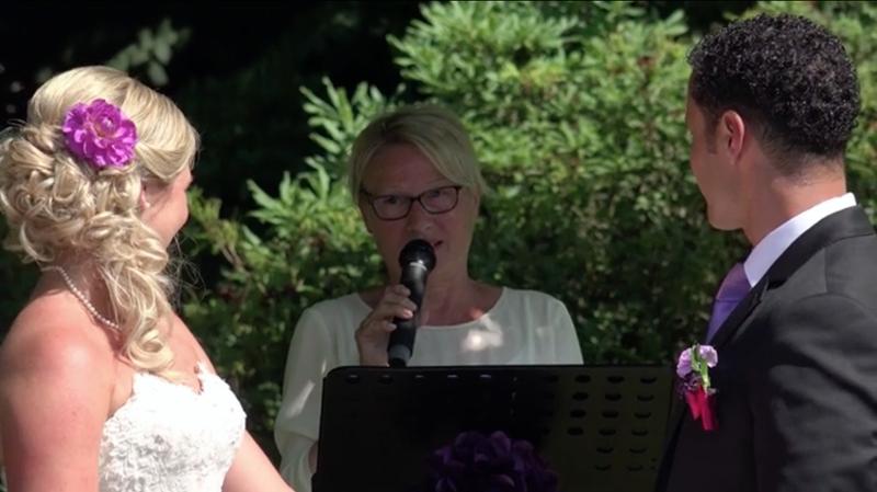 Barbara thoms rednerin hochzeit trauer screenshot